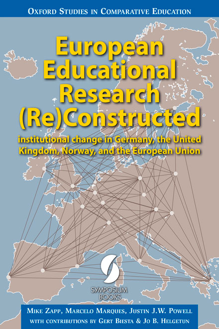 European Educational Research (Re)Constructed