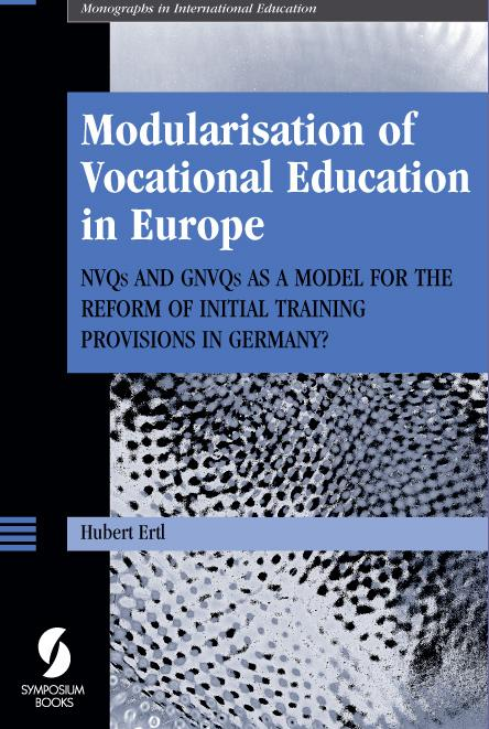 Modularisation of Vocational Education in Europe