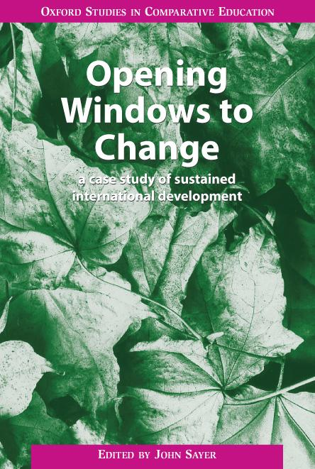 Opening Windows to Change