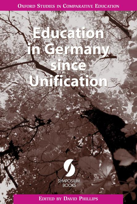 Education in Germany since Unification