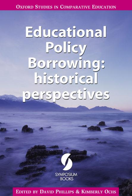 Educational Policy Borrowing