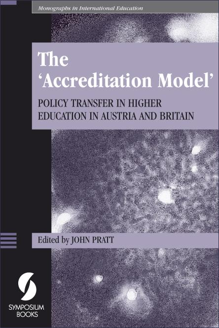The 'Accreditation' Model
