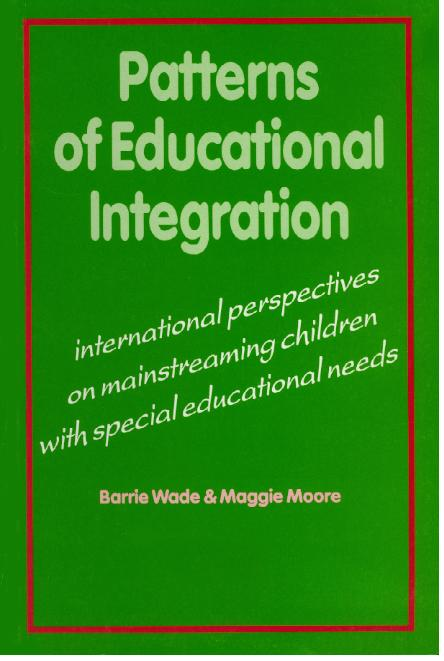 Patterns of Educational Integration