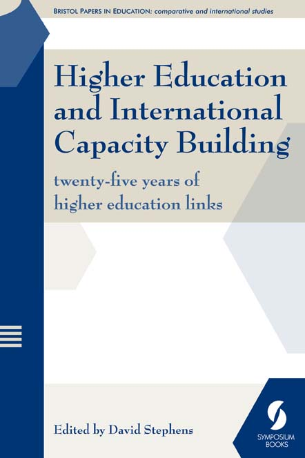 Higher Education and International Capacity Building