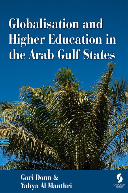 Globalisation and Higher Education in the Arab Gulf States