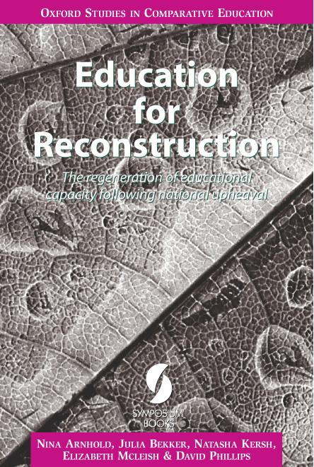 Education for Reconstruction