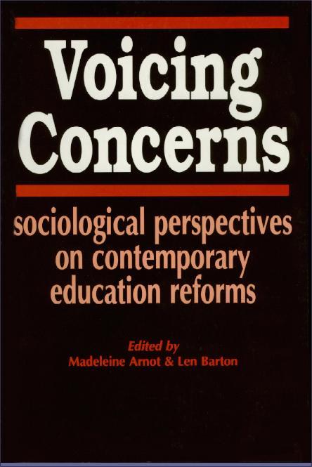 Voicing Concerns